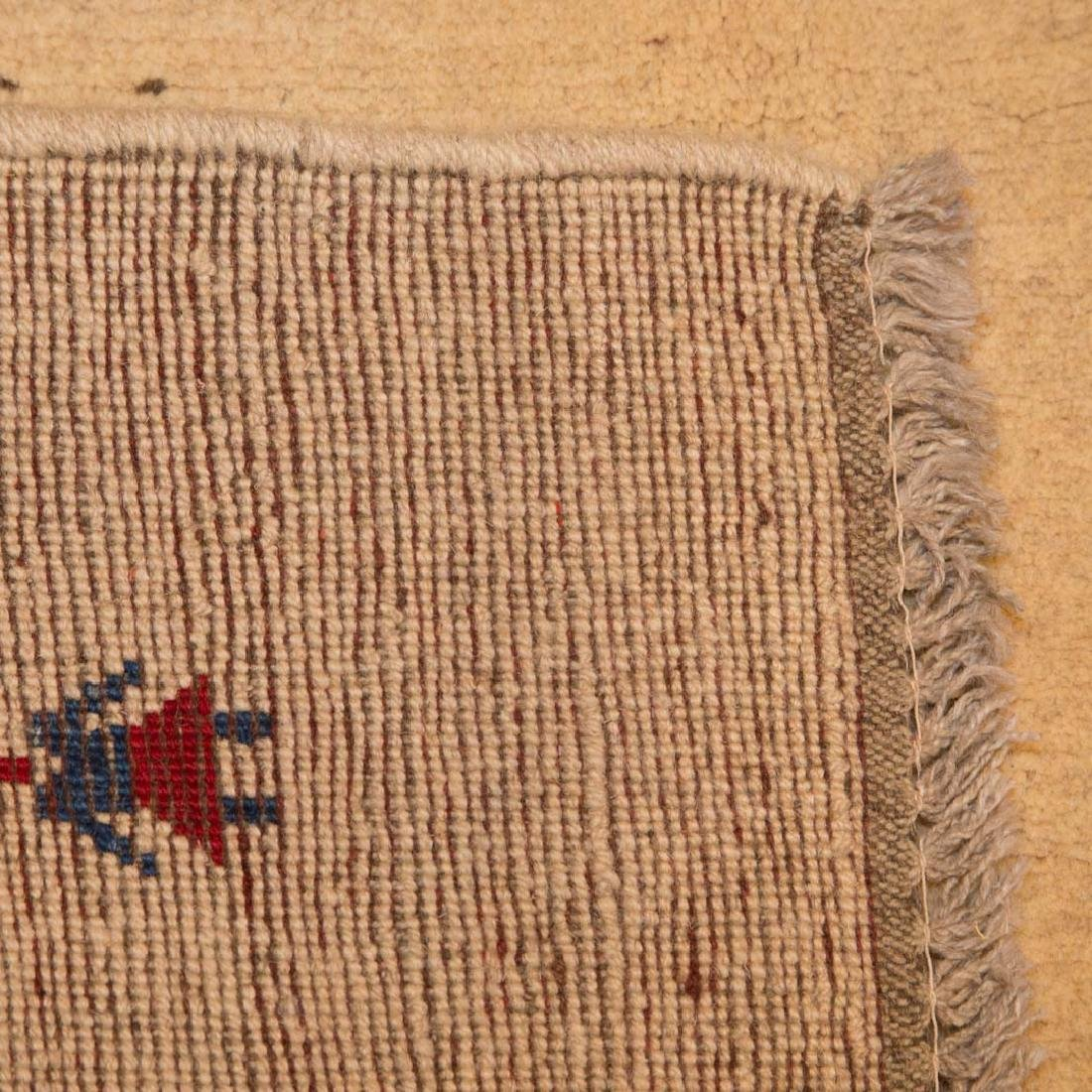 Persian Gabbeh rug, approx. 4.2 x 6.4 - 4