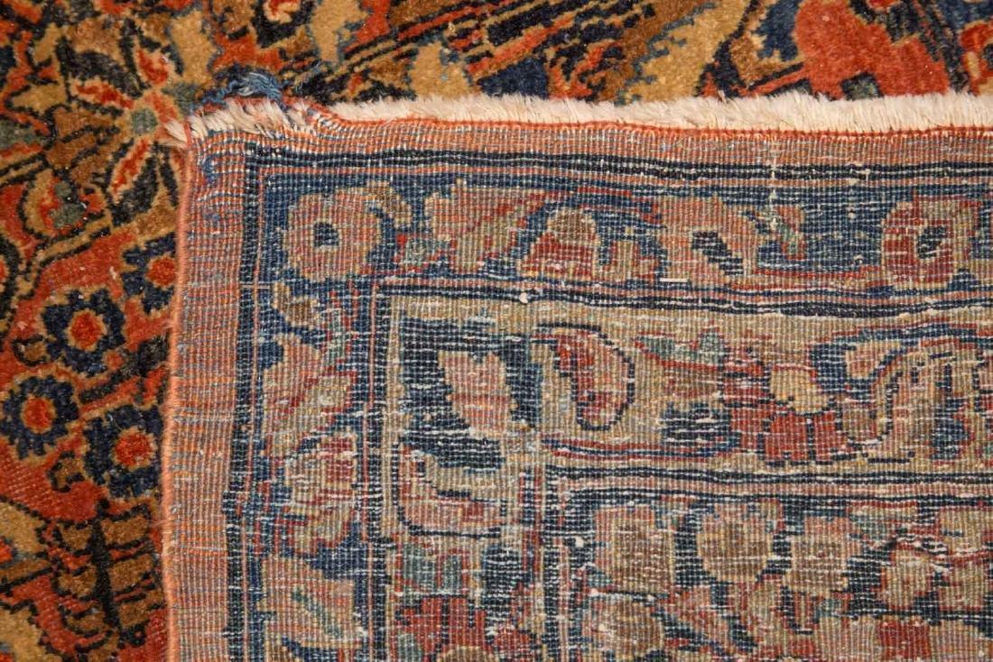 Antique Sarouk carpet, approx. 10 x 17.6 - 3