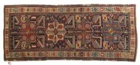 Antique Akstafa rug, approx. 3.10 x 9.1