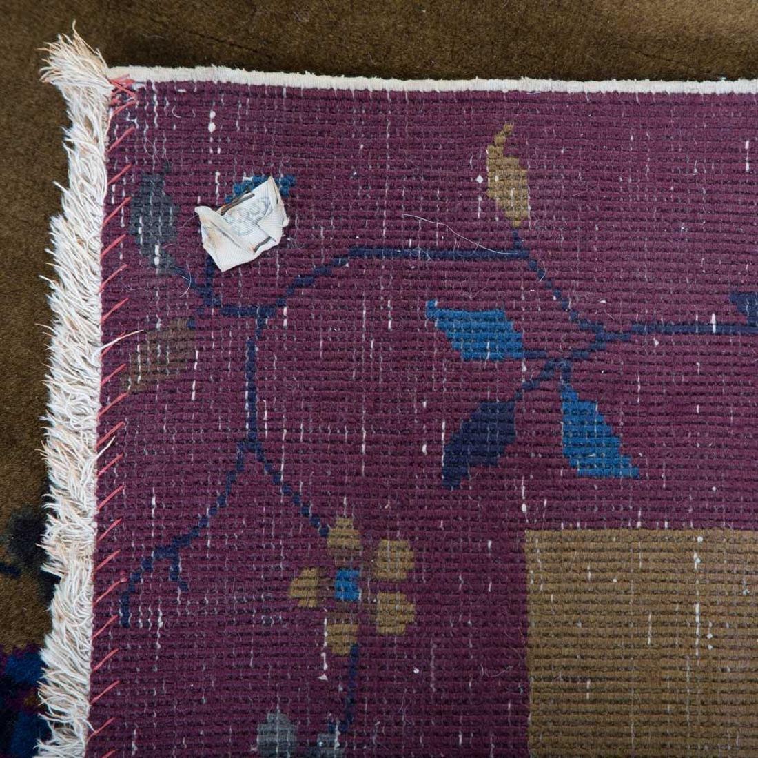 Antique Fette rug, approx. 4 x 6 - 3