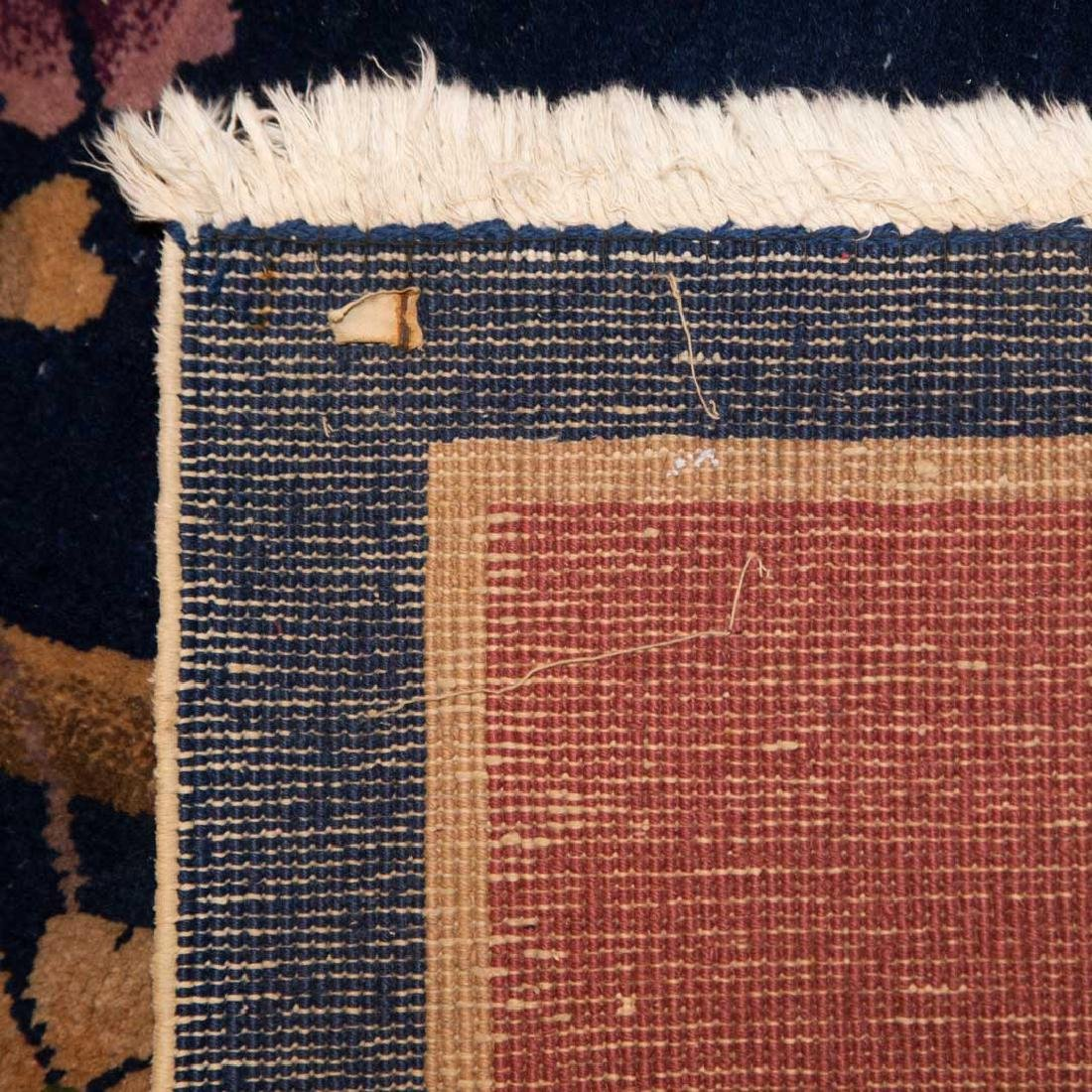 Antique Nichols Chinese carpet, approx. 8.9 x 11.6 - 2
