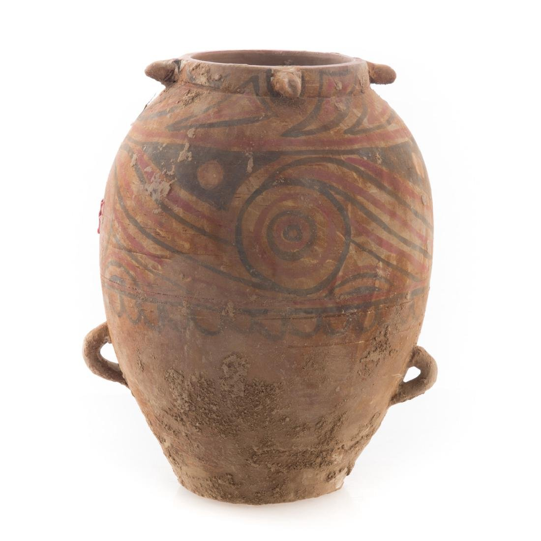 Chinese Shang manner pot