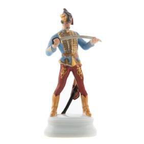 Herend porcelain Hussar