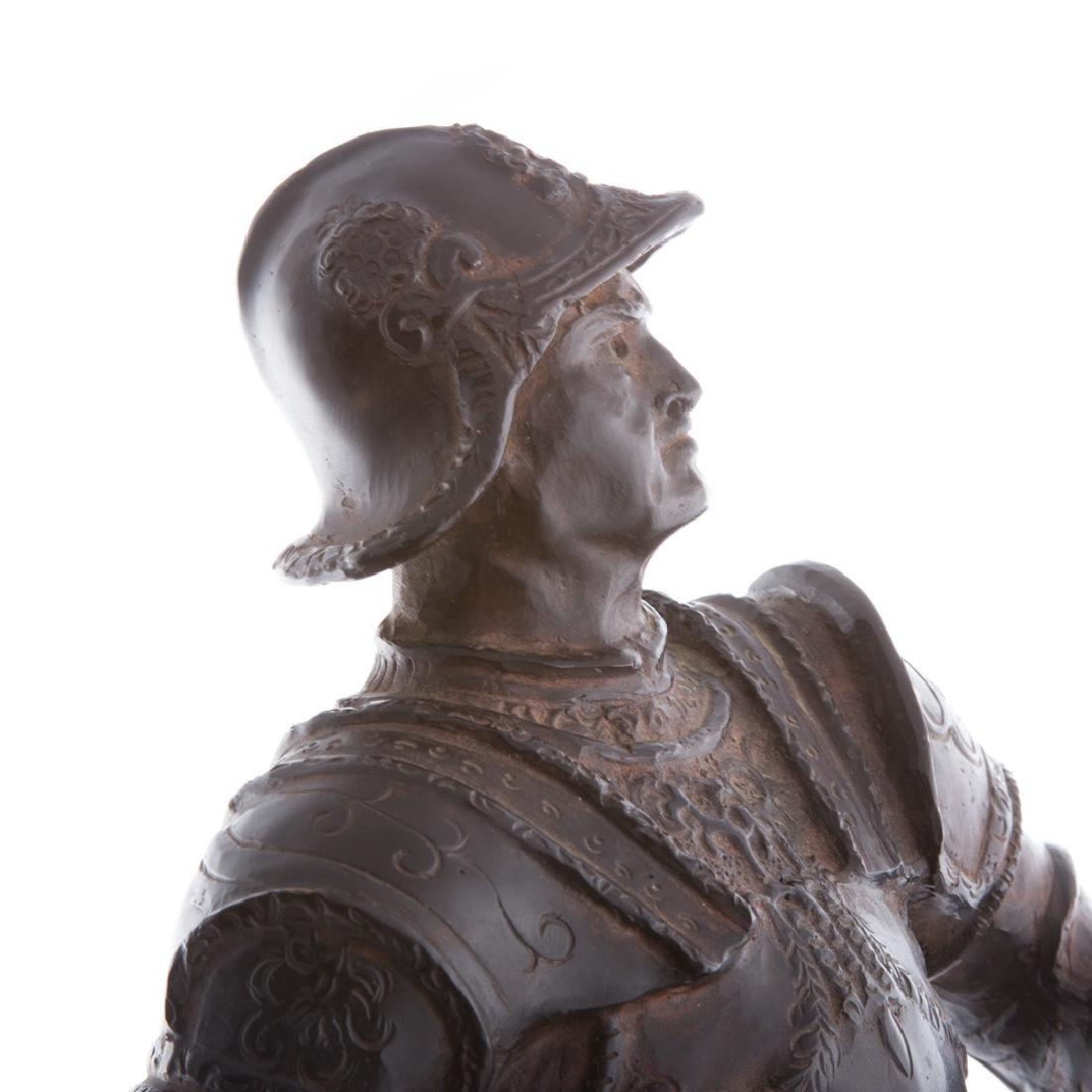 After Andrea del Verrocchio. Colleoni bronze - 4