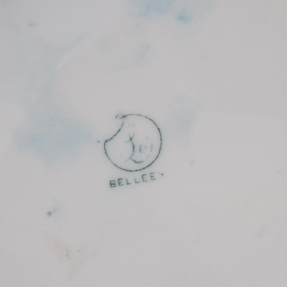American Belleek (Lenox) ceramic jar - 5