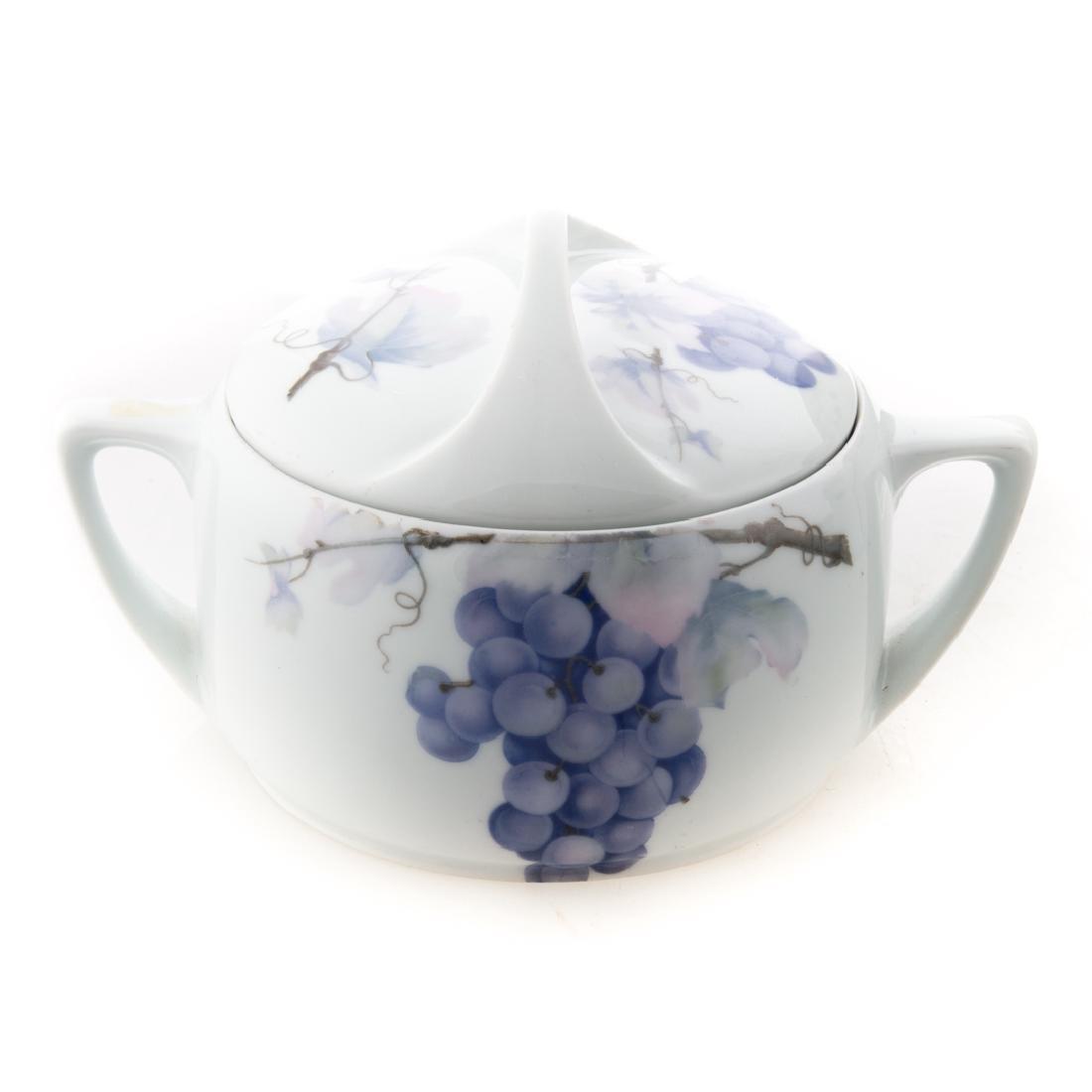 9 pcs. Rosenthal Pate-sur-Pate Donatello porcelain - 2