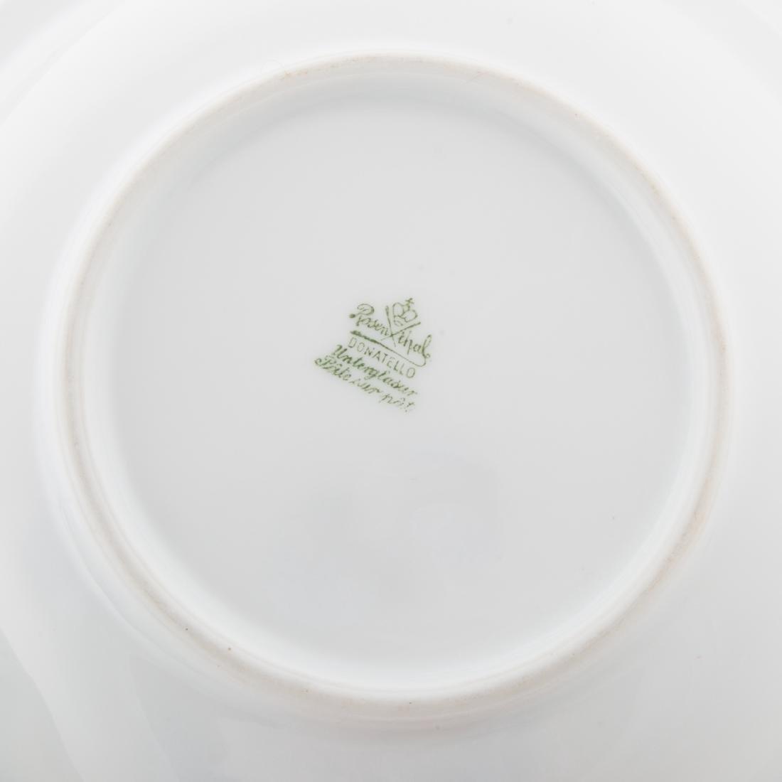 9 pcs. Rosenthal Pate-sur-Pate Donatello porcelain - 5