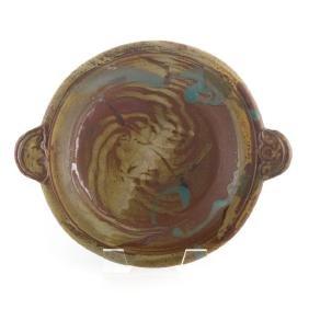 John Glick. Plum Tree Pottery ceramic bowl