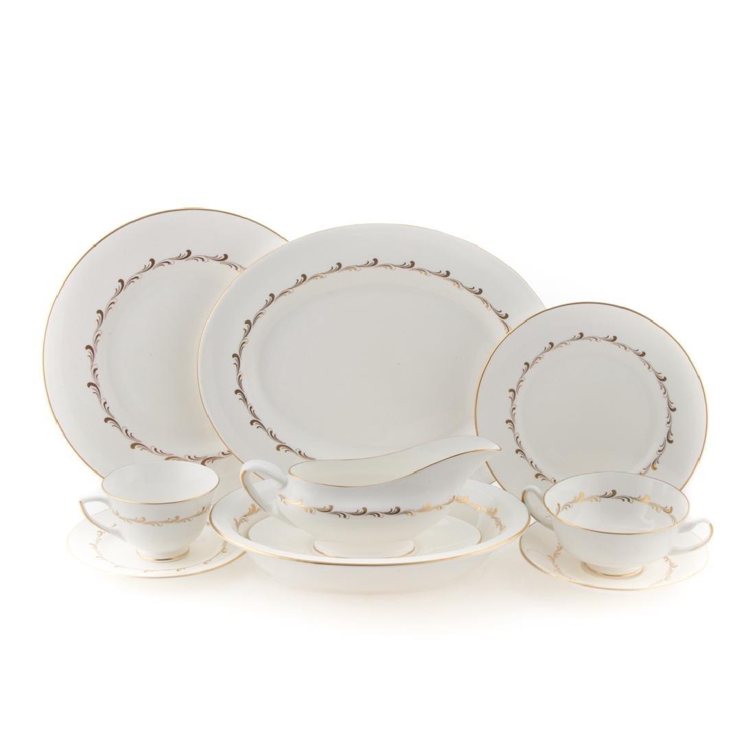 "Royal Doulton bone china ""Rondo"" service"