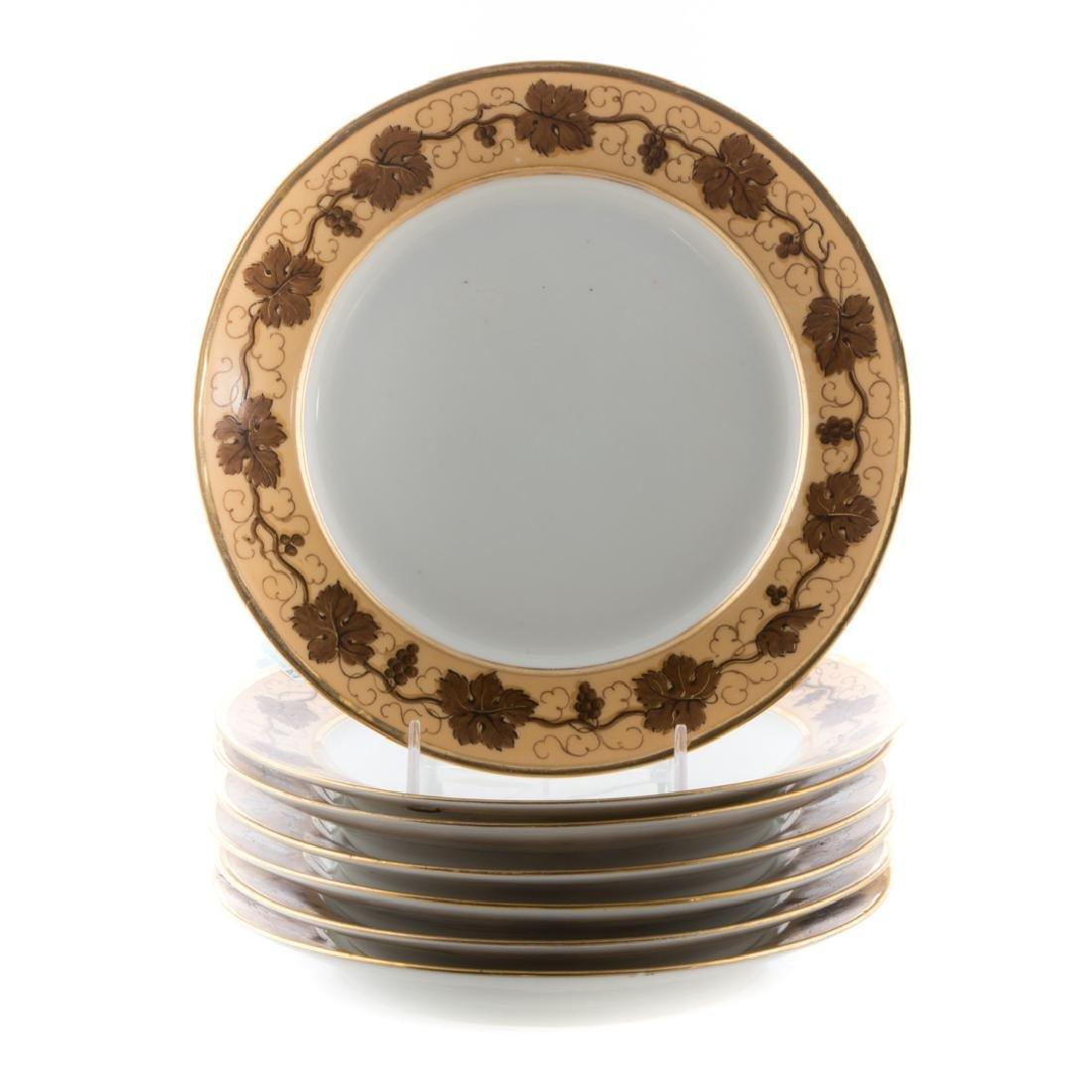 23 Pochet D' a Paris porcelain table articles - 2