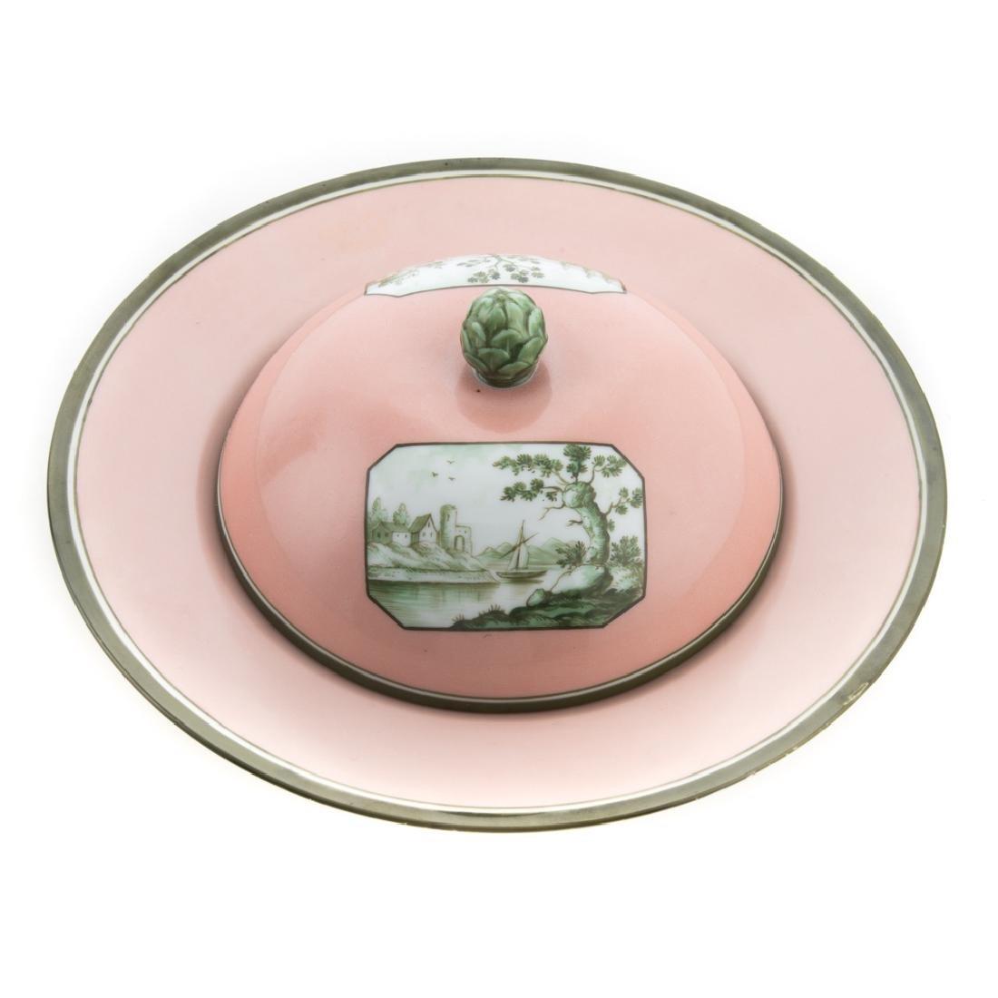 Two Nymphenburg porcelain articles - 2