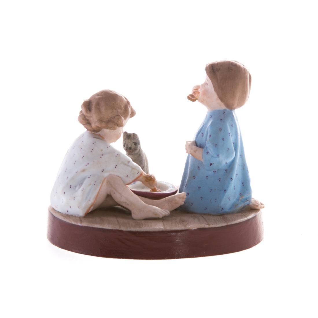 Gardner Imperial Russian porcelain figure - 2