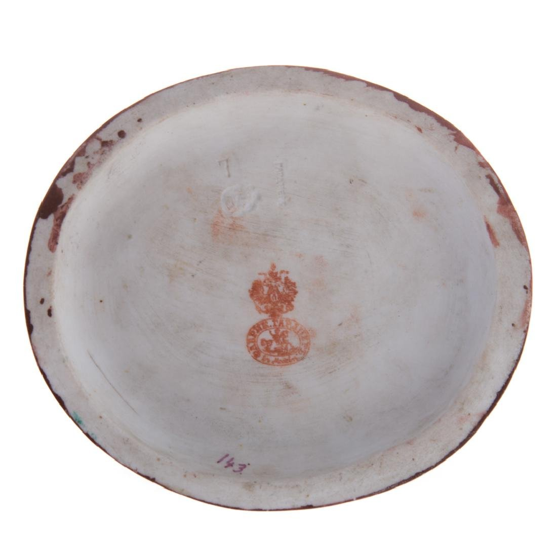 Gardner Imperial Russian porcelain figure - 5