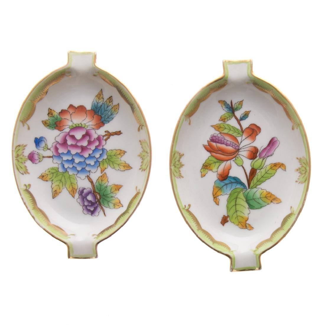 Six English and continental ceramic animals - 4