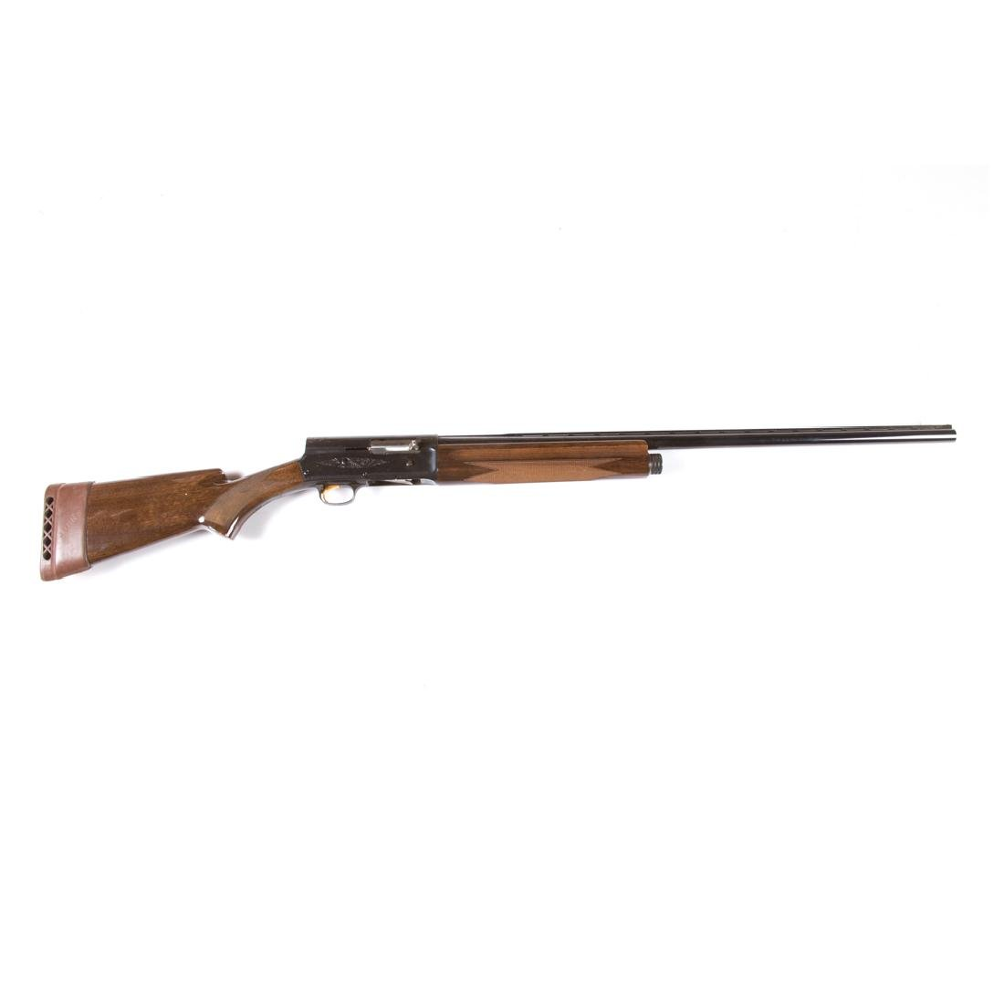 Browning Light Twelve Shotgun