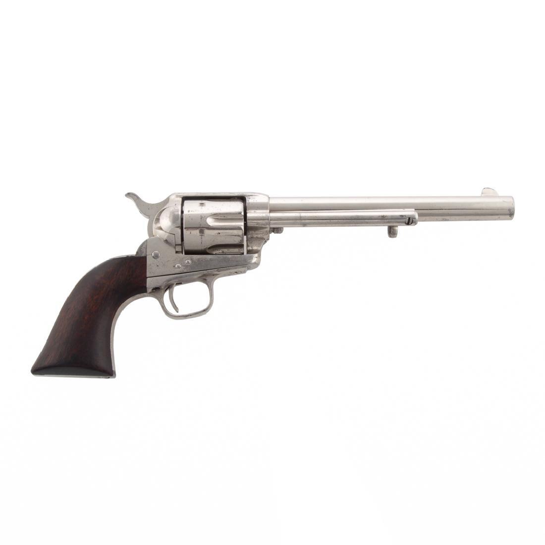 "Colt U.S. Cavalry Revolver 1872, ""Custer Group"""