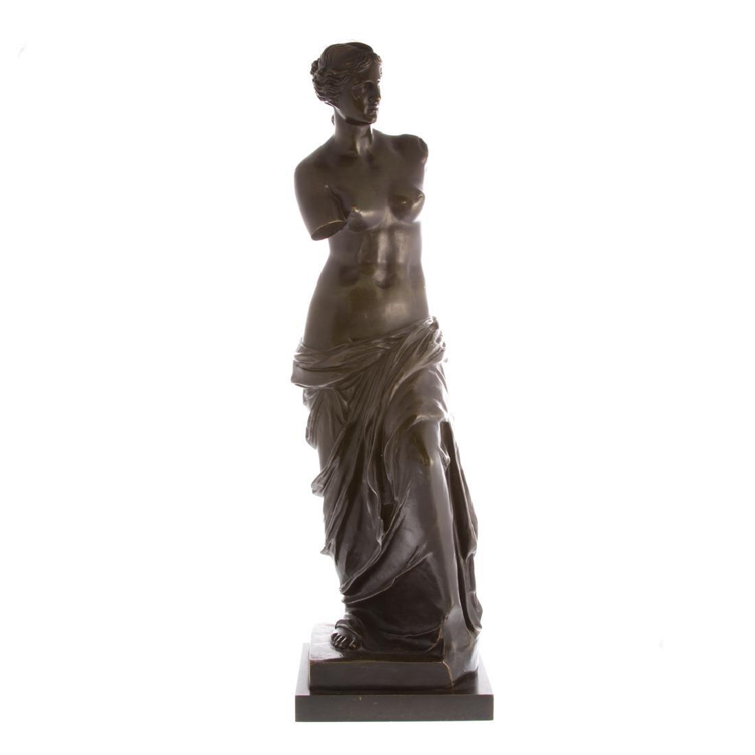 Venus de Milo bronze
