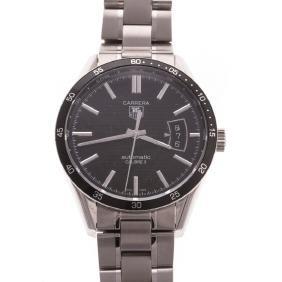 A Gent's Tag Heuer Carrera Wristwatch