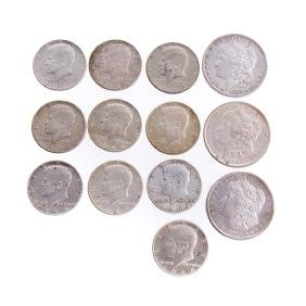 [US] 3 Morgan Dollars