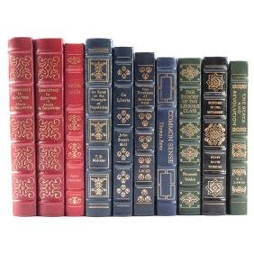 Easton Press, 10 vols., Government