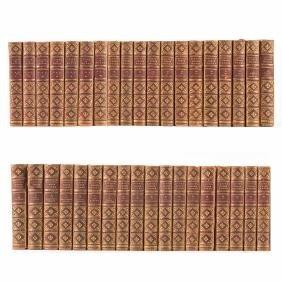 Prose Works of Sir Walter Scott, 30 vols.