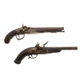 Pistols, Replica, Flintlock, etc.
