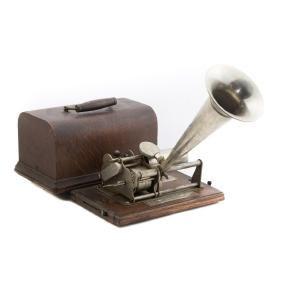 Columbia Model D Eagle graphophone