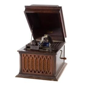 Edison Amberola #5 phonograph