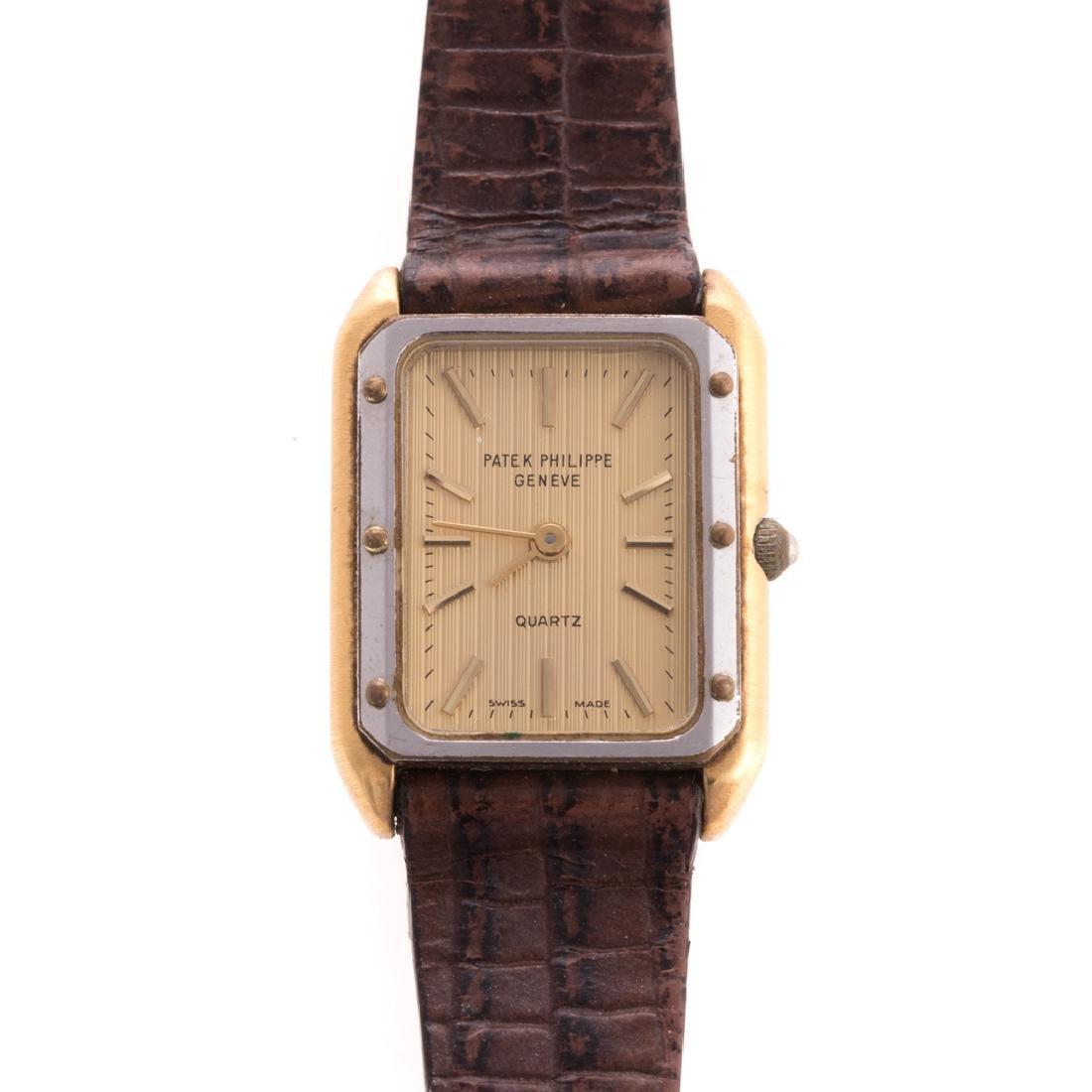 A Lady's Classic Patek Philippe Wrist Watch