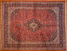 Persian Keshan carpet approx 910 x 1210