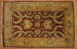 Indo Agra rug, approx. 6 x 9