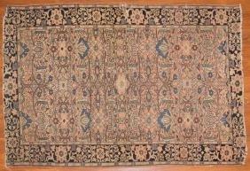 Antique Feraghan Sarouk Rug, Approx. 3.4 X 4.9