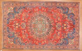 Persian Meshed Rug, Approx. 4.10 X 7.10