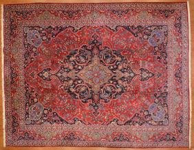 Persian Meshed Carpet, Approx. 10 X 12.10