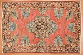 Persian Sarouk Rug, Approx. 4.5 X 6.8