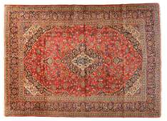 Persian Keshan carpet approx 10 x 1311