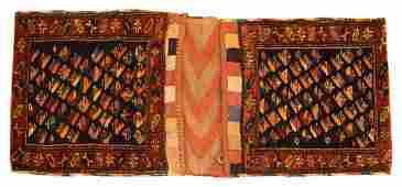 Nice Antique Persian bagface, approx. 1.9 x 4.3