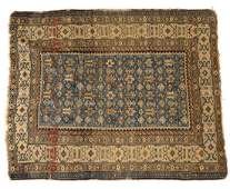 Antique Shirvan rug approx 4 x 58