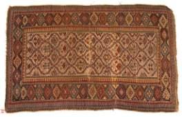 Antique Shirvan rug approx 39 x 510