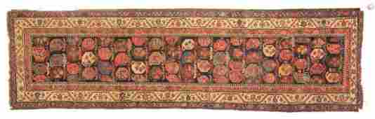 Antique Malayer runner, approx. 2.10 x 10.1