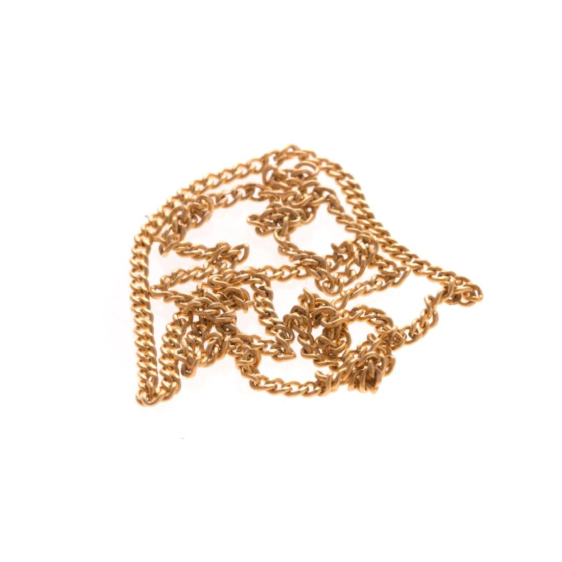 A Collection of Lady's Jewelry in Gold - 3