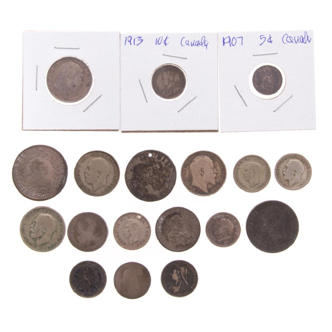 [World] 18th - 20th Century Silver Coins