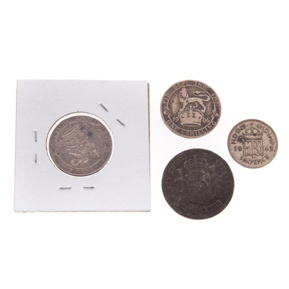 [World] 18th - 20th Century Silver Coins - 3