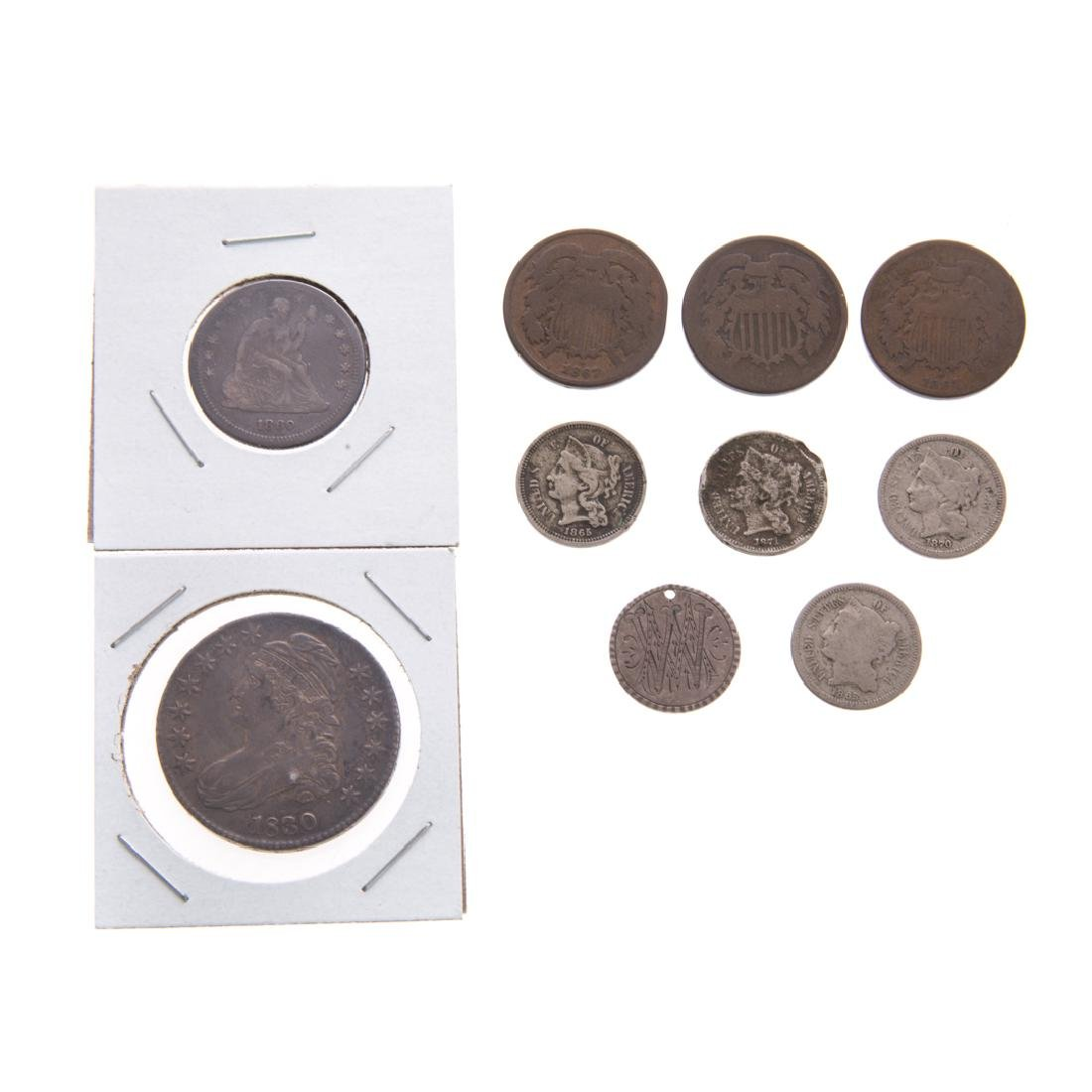 [US] 19th Century US Coins
