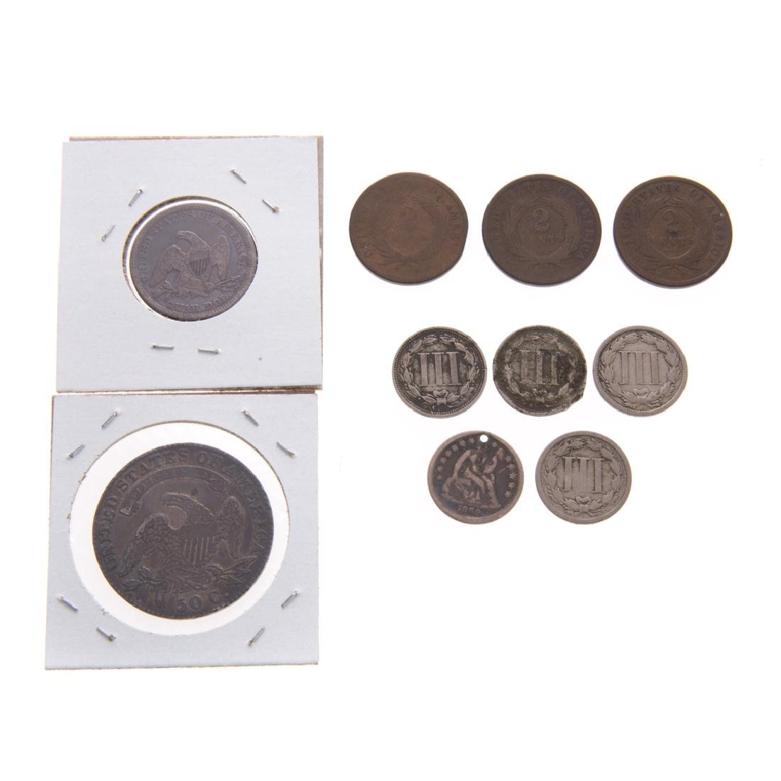 [US] 19th Century US Coins - 2