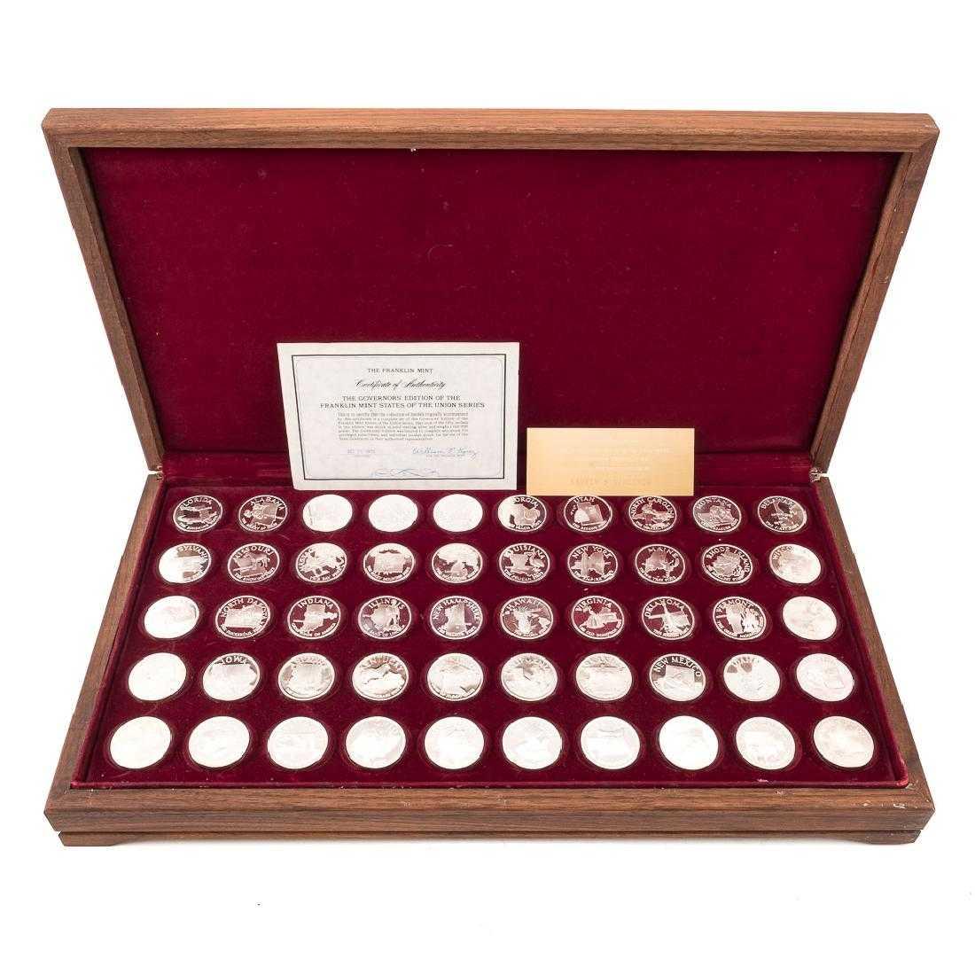 franklin mint coins
