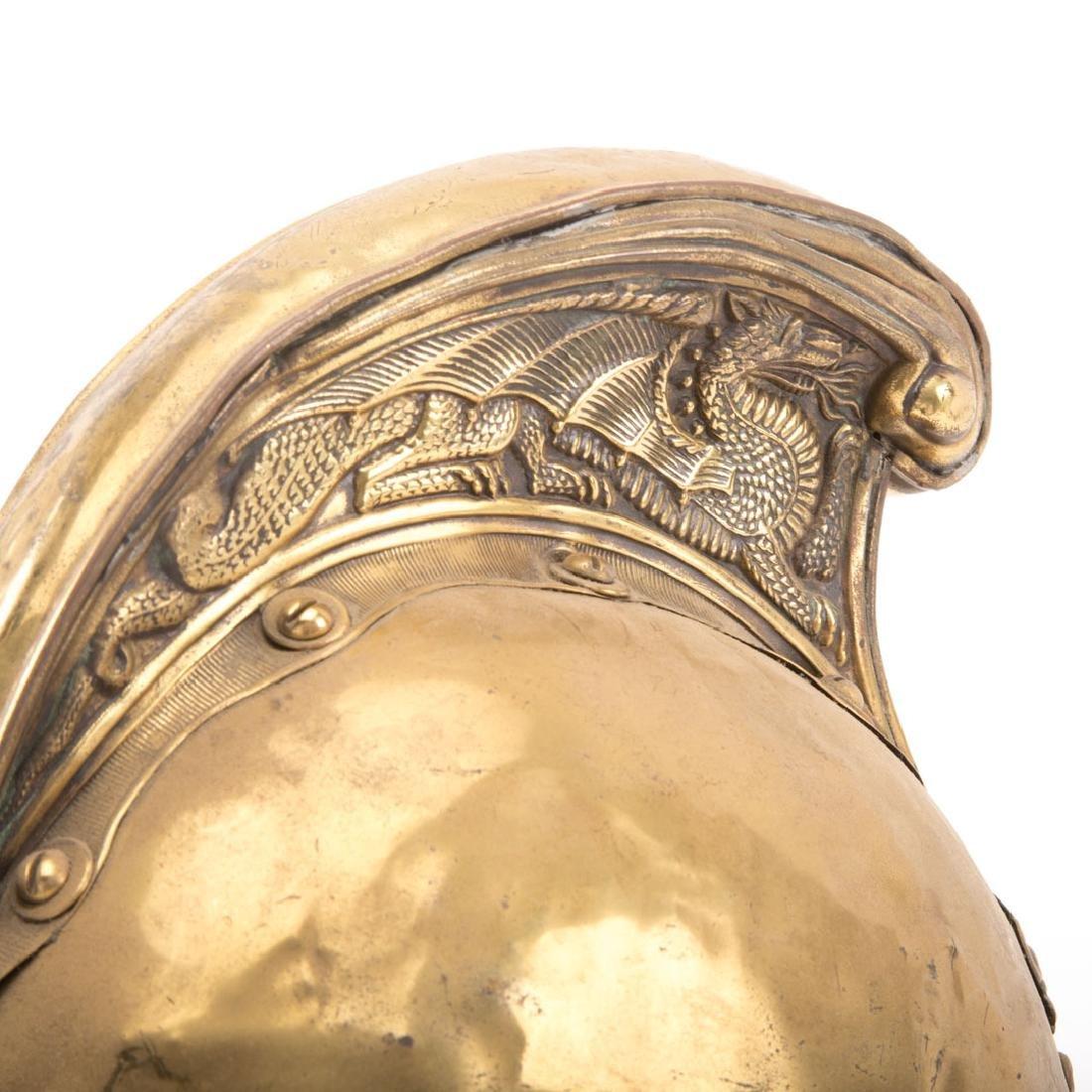 Military dress helmet - 3
