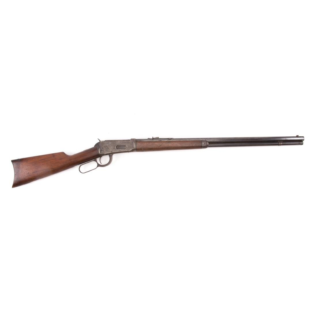 Winchester rifle