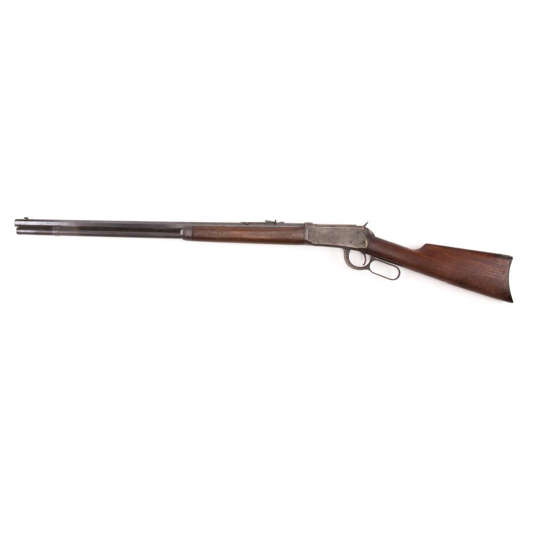 Winchester rifle - 2