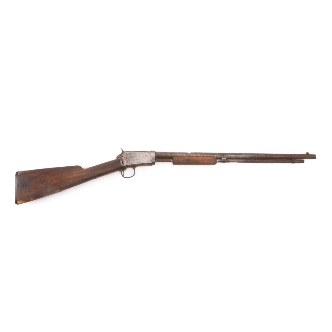 Winchester single shot 22 caliber